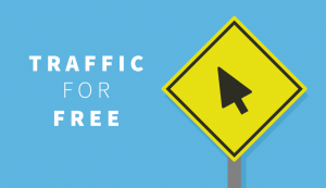 Website traffic for free