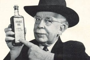 MOBE is Snake Oil