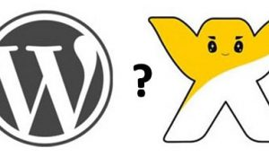 WordPress or Wix