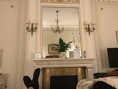 Room at the Ritz